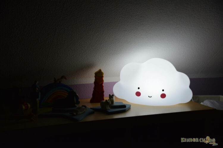 Lampe Nachtlicht Wolke Cloud Wolkennachtlicht Kinderzimmer XL A Little Lovely Company LED