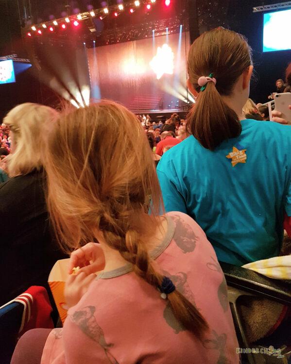 Bibi und Tina - Die große Show in Berlin Familienausflug Kinder Familie Mercedes Benz Arena