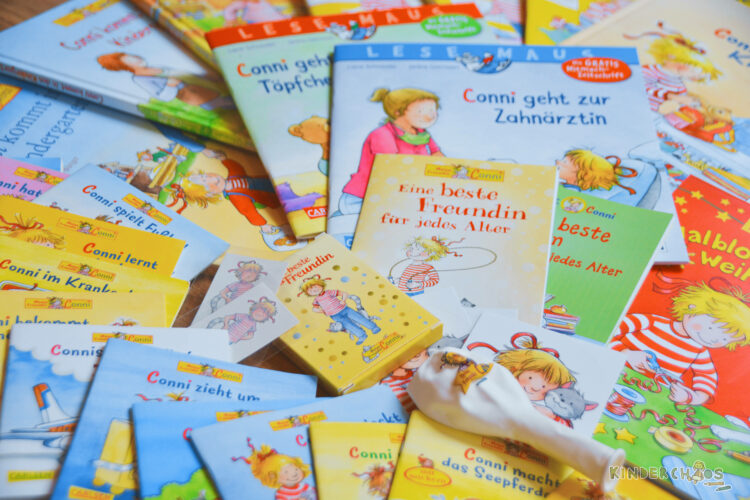 Meine Freundin Conni Geburtstag 25 Jahre Stoffpuppe Puppe Haba Kinderbücher Bilderbücher Bücher