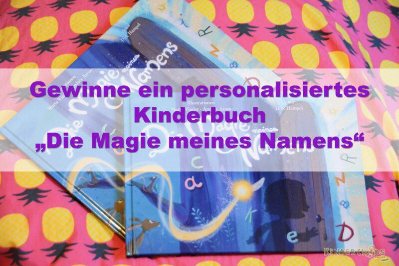 Die Magie meines Namens Name Kind