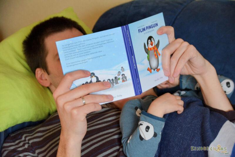 Flim Pinguin im Kindergarten – Vom Kindergartenstart mit dem kleinen Pinguin
