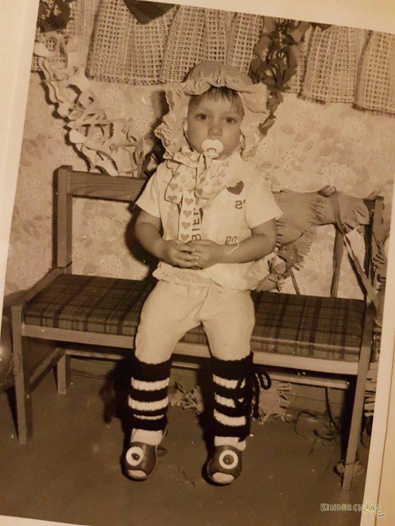 Papa Papas Lieblings Fasching Kleinkind Erinnerung Vergangenheit Kindheit