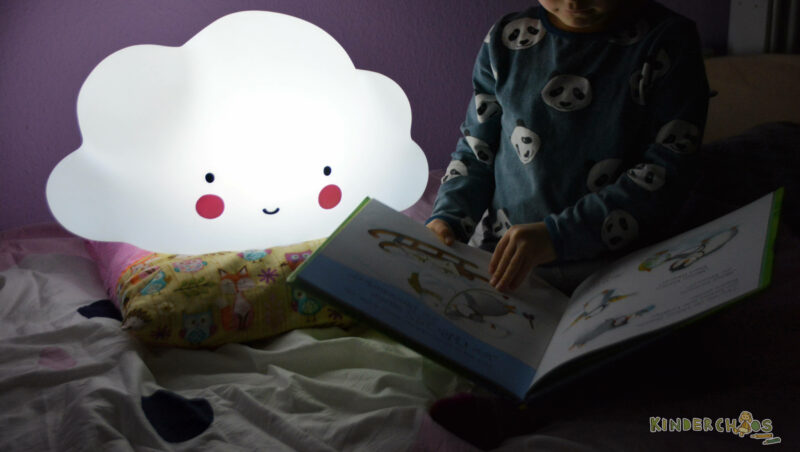 Lampe Cloud A little lovely Company Wolke
