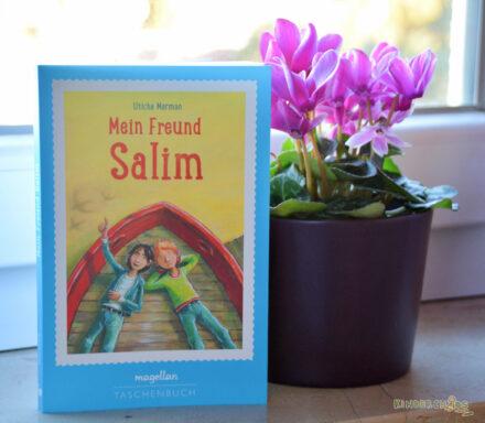 Mein Freund Salim: Der Vogeljunge, der sein Land verlassen musste