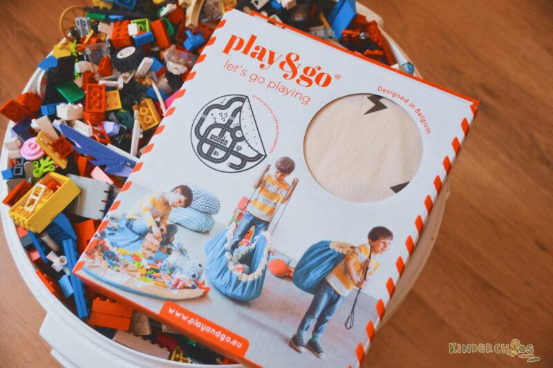 Play & Go – Mehr Ordnung im Kinderzimmer und ganz viel Lego-Spielspaß + Verlosung