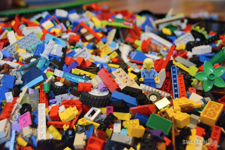 Play & Go - Mehr Ordnung im Kinderzimmer und ganz viel Lego ...