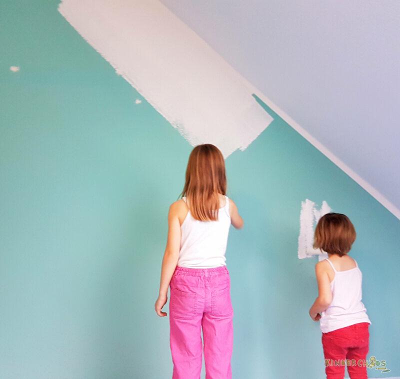 Renovierung Kinderzimmer