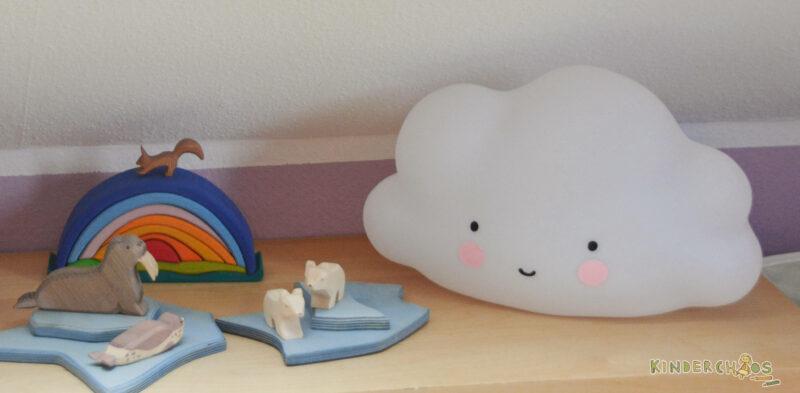 Kinderchaos schwebt auf Wolke 7: Wir feiern unseren 1. Bloggeburtstag! + Gewinnspiel + Gutscheincode