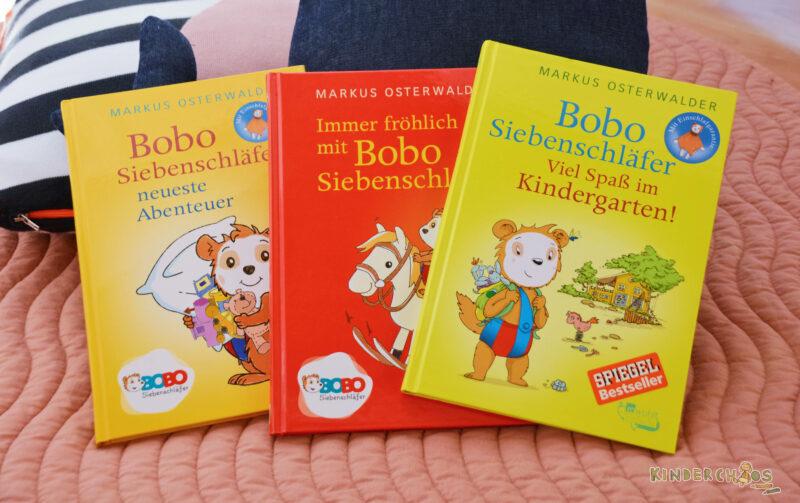 Bobo Siebenschläfer und das Brotspiel: Abendbrot mal anders!