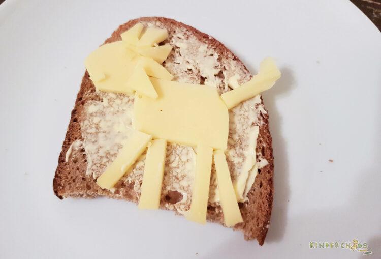 Bobo Siebenschläfer Brotspiel Abendbrot Kinderbücher Kleinkinder Kinder Bilderbücher