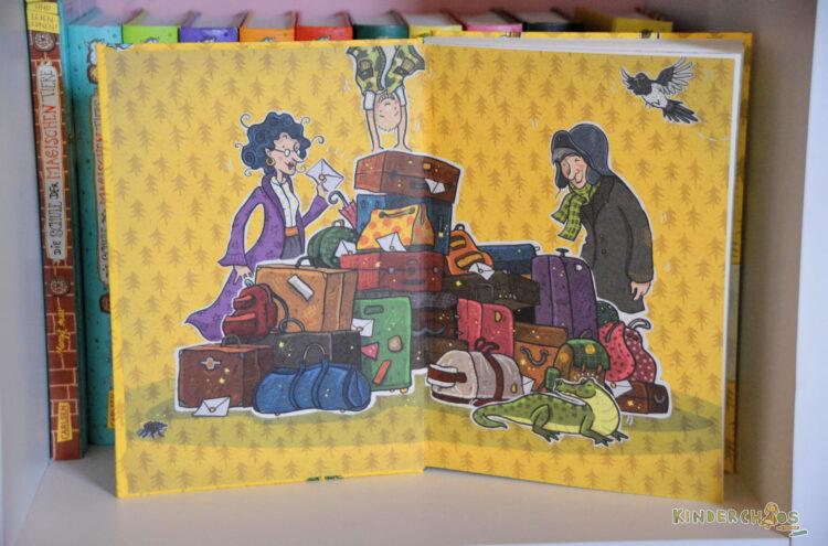 Die Schule der magischen Tiere - Endlich Ferien Rabbat und Ida Silas und Rick Kinderbücher Margit Auer Nina Dulleck
