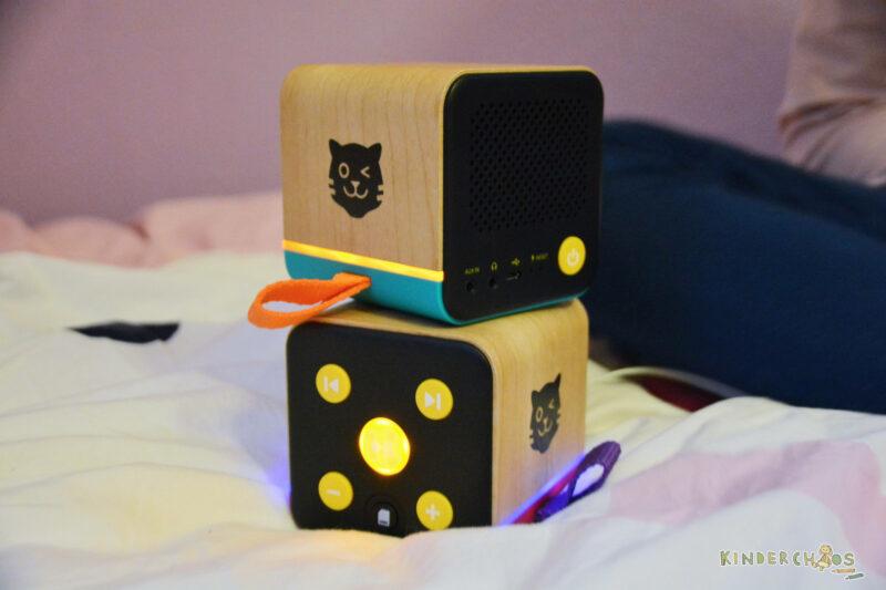 Tigerbox Musikwürfel
