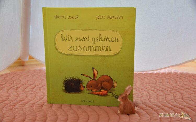 Wir zwei gehören zusammen Baumhaus Verlag Michael Engler Joelle Tourlonias Kinderbuch Bilderbuch Freundschaft
