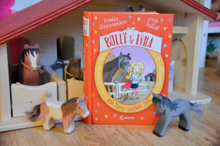 Bulli & Lina – Ein Pony verliebt sich: Eine ganz untypische Ponygeschichte! + Gewinnspiel