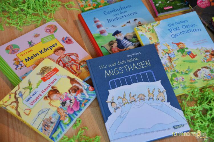 Carlsen Verlag Kinderbücher Guck Mal Mein Körper Hör Mal Unsere Haustiere Wir sind doch keine Angsthaben Geschichten aus dem Bücherturm