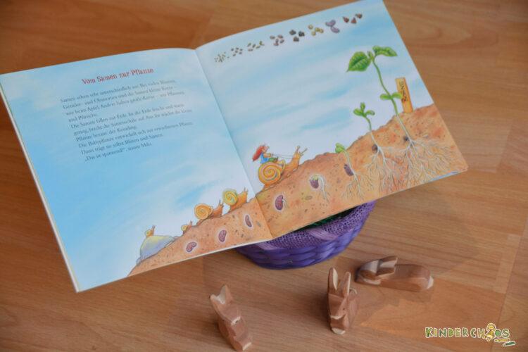 Carlsen Verlag Kinderbuch Lesemaus Im Garten
