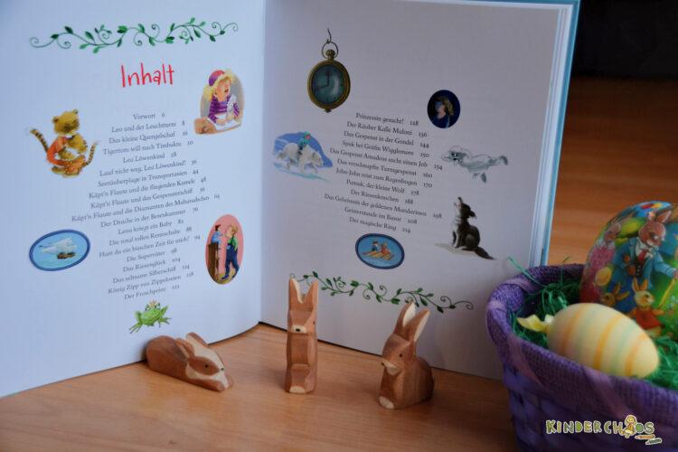 Carlsen Verlag Kinderbuch Geschichten aus dem Bücherturm