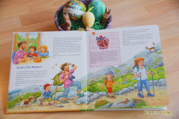 Carlsen Verlag Kinderbuch Guck Mal Mein Körper