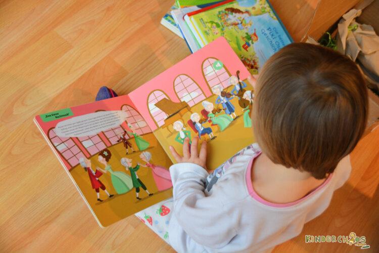Carlsen Verlag Kinderbuch Hör Mal Mozart