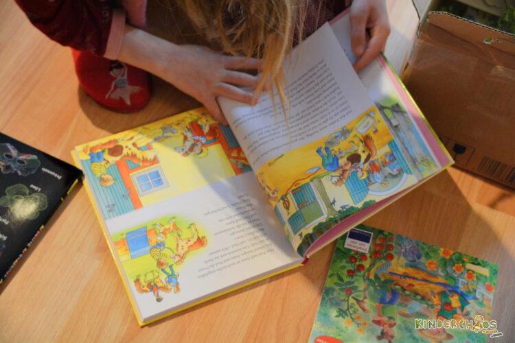 Carlsen Verlag Osterpaket Osterüberraschung Ostern Kinderbücher Fabelhafte Ponygeschichten