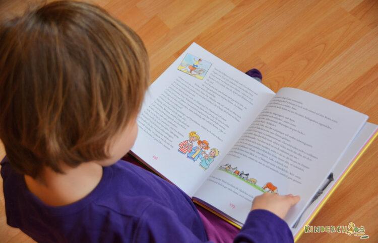 Carlsen Verlag Kinderbuch Fabelhafte Pony-Geschichten zum Vorlesen
