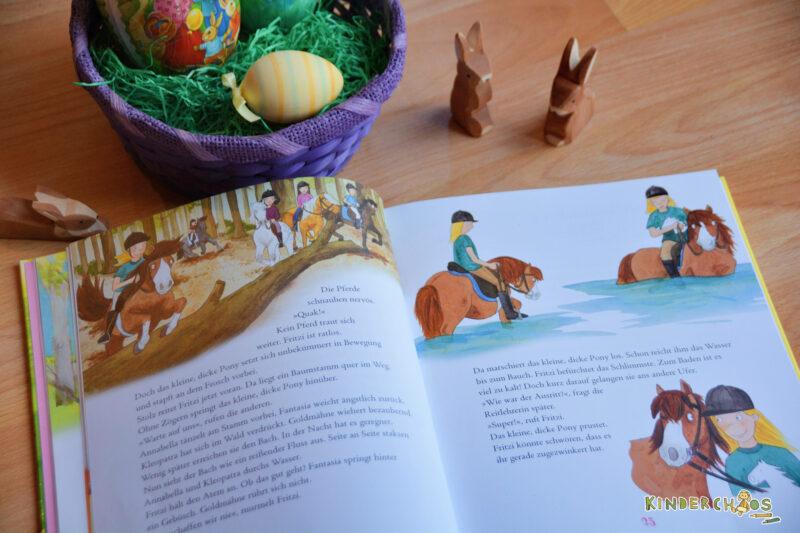 Carlsen Ponygeschichten Pferde Kinderbuch