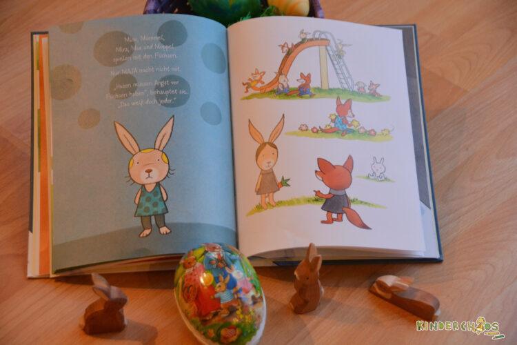 Carlsen Verlag Kinderbuch Wir sind doch keine Angsthasen