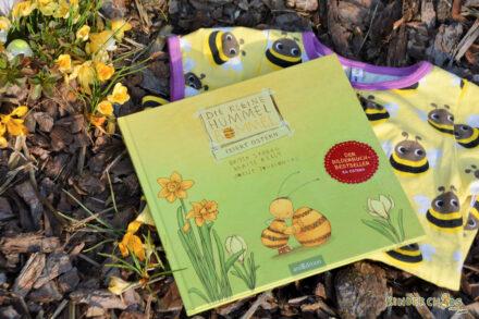 Die kleine Hummel Bommel feiert Ostern + Gewinnspiel