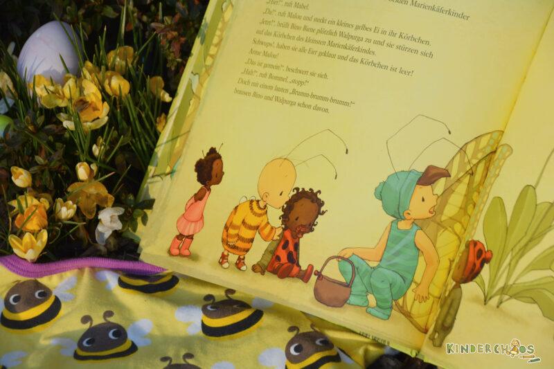 Die kleine Hummel Bommel feiert Ostern 3