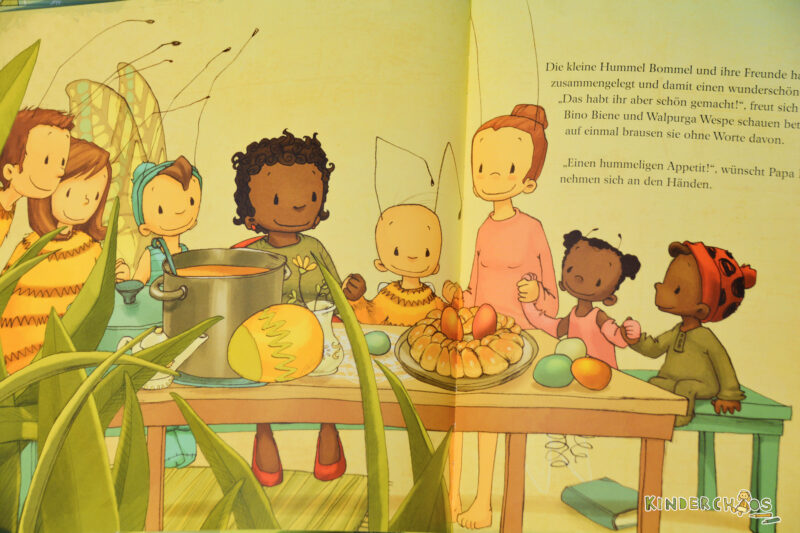 Die kleine Hummel Bommel feiert Ostern 6