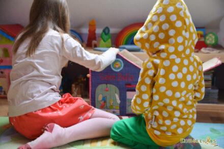 Ein Wochenende mit Fuchs & Kiwi: Spaß im Kinderzimmer und im Tierpark Berlin + Verlosung