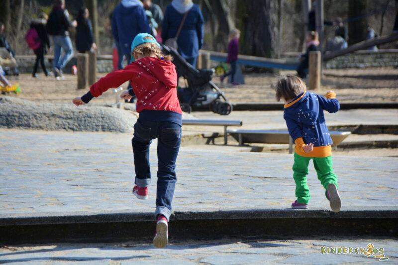 Fuchs & Kiwi Spielplatz