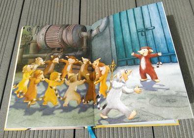 Grums unglaubliche Entdeckung Kinderbuch Kinderbücher Maren Riegler