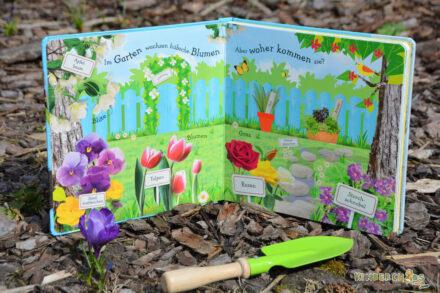 Frisch aus dem DK Verlag: Wie wächst denn eine Sonnenblume?