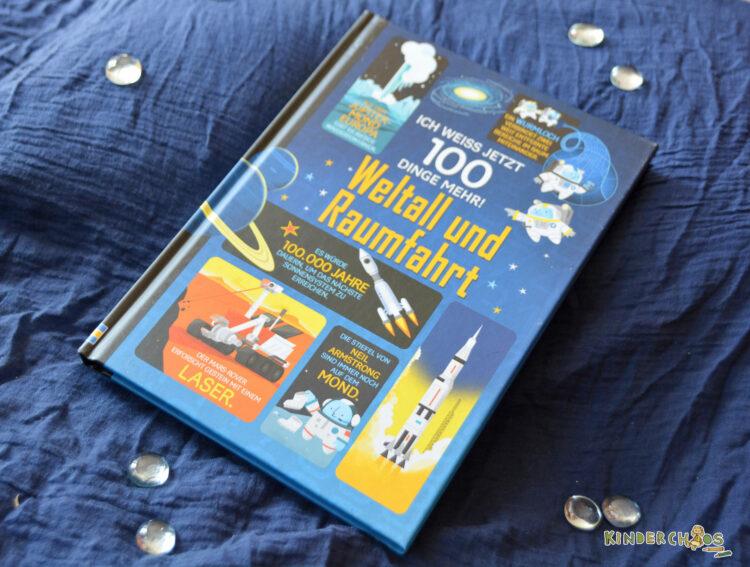 Usborne Verlag Guck mal, wer da ist! Im Weltraum Aufklappen und Entdecken Ich weiß jetzt 100 Dinge mehr! Weltall und Raumfahrt Kinderbücher