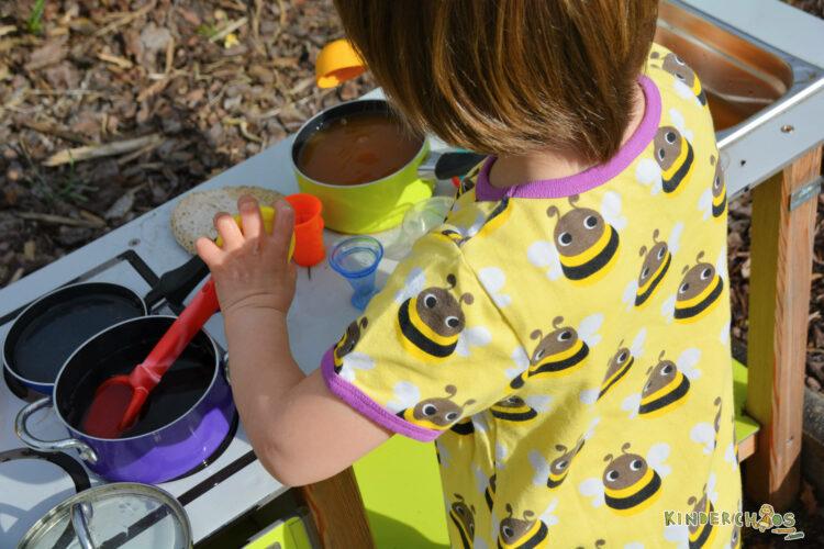Osterferien Maxomorra Frühling Frühlingskollektion 2018 Kinderkleidung Bumblebee Hummel Biene