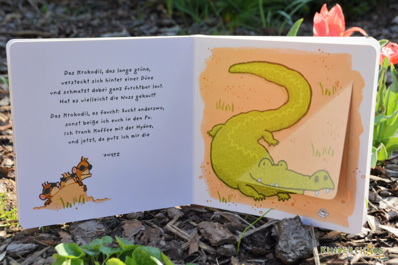 Wer hat die Kokosnuss gek(l)aut? Kinderbuch
