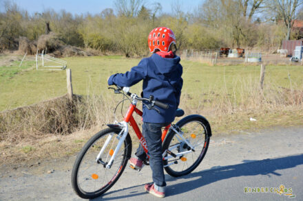 Bei uns woomt es! – Leonies neues Kinderfahrrad: Das woom bike 5!