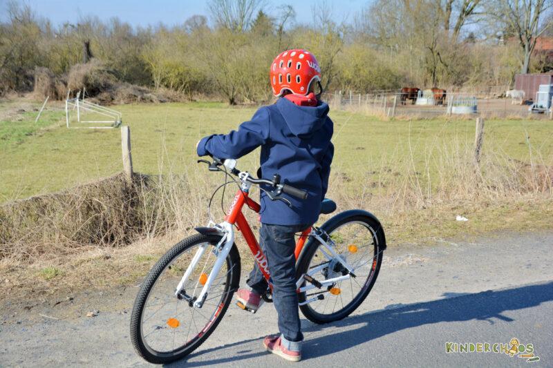Woom Bike Fahrradtour