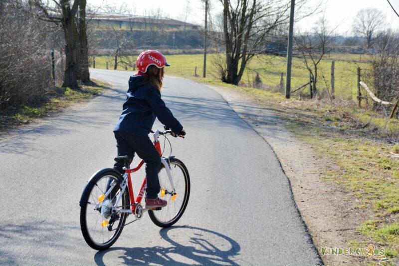 Woom Fahrradtour