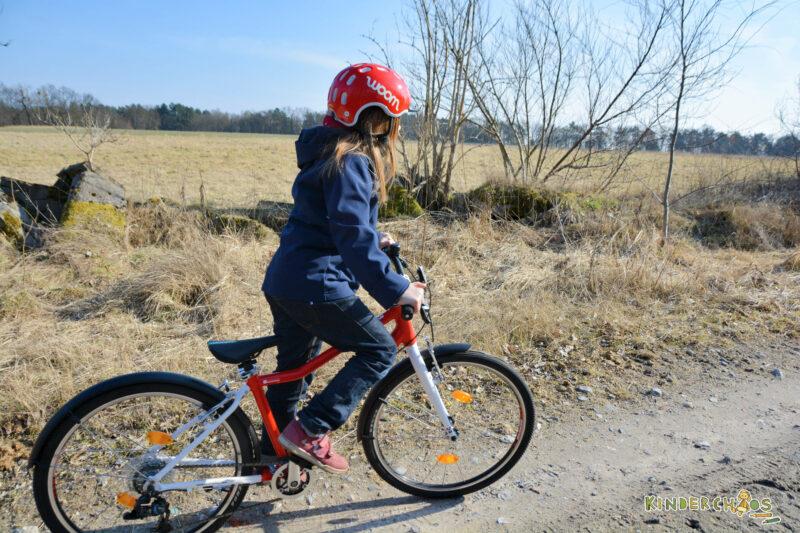 Woombike Fahrradausflug Kinderfahrrad