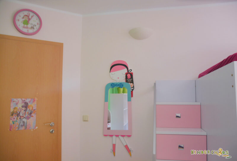 Alpina Farbenfreunde Kinderzimmer Einhornrosa