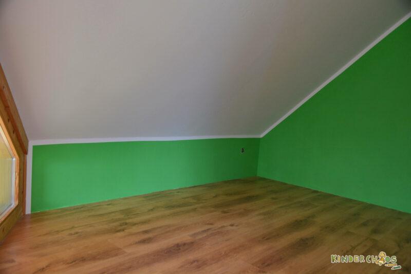 Alpina Kinderzimmer Farbenfreunde Froschgrün