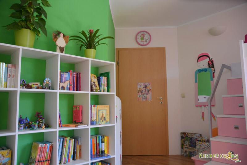 Alpina Schulkind Kinderzimmer Farbenfreunde