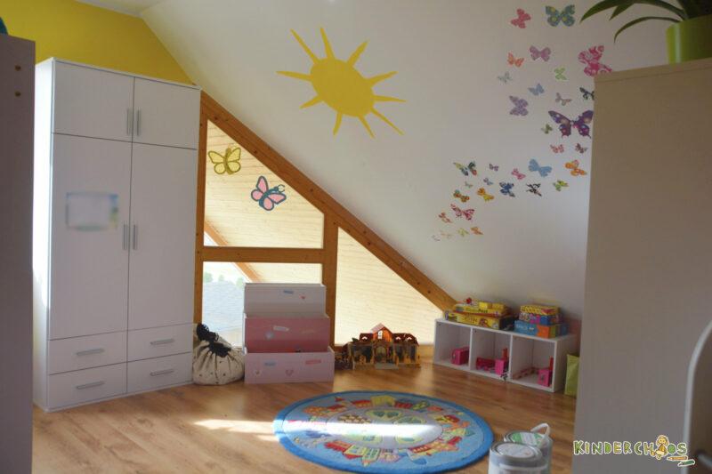 Blick ins Kinderzimmer