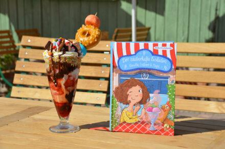 Der zauberhafte Eisladen – Vanille, Erdbeer & Magie + Eisrezepte