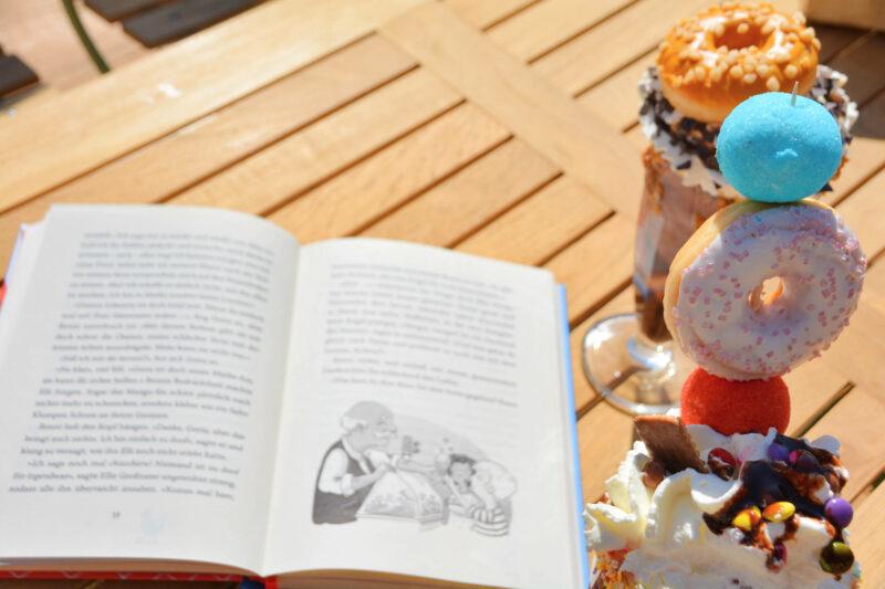 Der zauberhafte Eisladen Kinderbuch