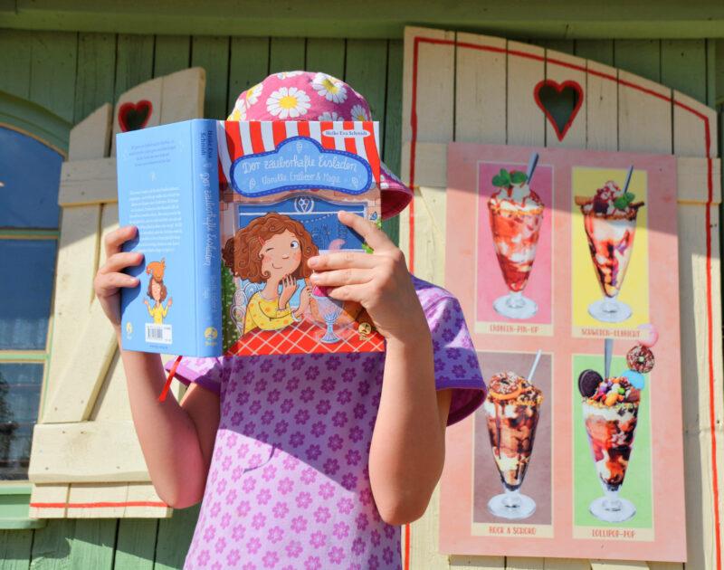 Der zauberhafte Eisladen Kinderbuch lesen