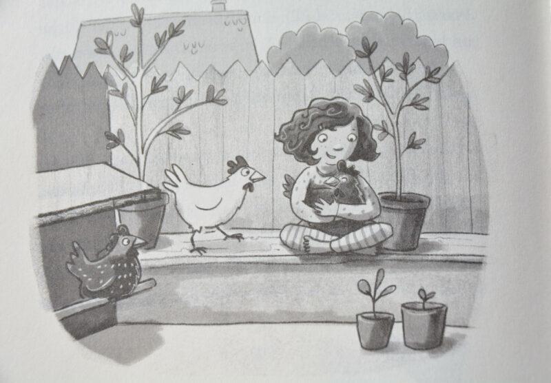 Der zauberhafte Eisladen Vanille, Erdbeer & Magie