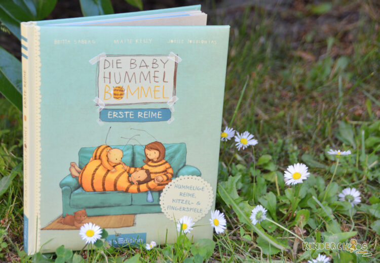 Internationaler Kindertag Die Baby Hummel Bommel Erste Reime Milestone Meilenstein-Karten Gute Nacht Kinderbuch Bilderbuch Kleinkind Baby